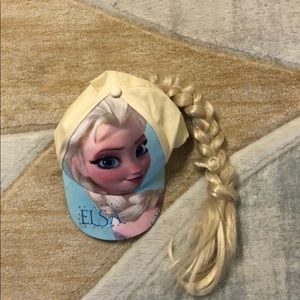 Disney Frozen Elsa Girls Baseball Cap